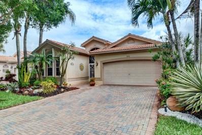 7549 San Pedro Street, Boynton Beach, FL 33437 - MLS#: RX-10387097