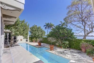 5501 S Flagler Drive, West Palm Beach, FL 33405 - MLS#: RX-10387170