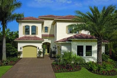 9848 Bozzano Drive, Delray Beach, FL 33446 - MLS#: RX-10387191