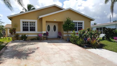 1063 W 26th Street, Riviera Beach, FL 33404 - MLS#: RX-10387214