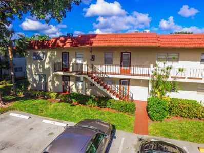2 Abbey Lane UNIT 102, Delray Beach, FL 33446 - MLS#: RX-10387221