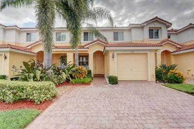 7456 Sarentino Lane, Boynton Beach, FL 33437 - MLS#: RX-10387259