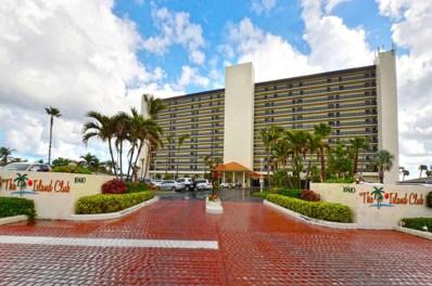 10410 S Ocean Drive UNIT 308, Jensen Beach, FL 34957 - MLS#: RX-10387366