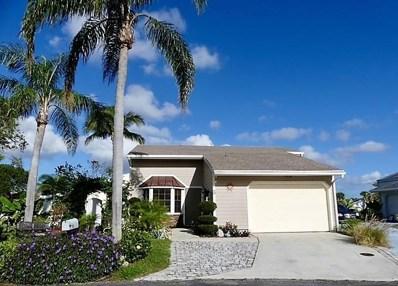 6 Paxford Lane, Boynton Beach, FL 33426 - MLS#: RX-10387374