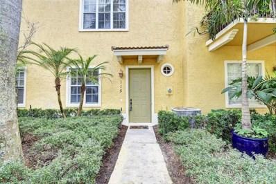 115 Apalachee Lane, Jupiter, FL 33458 - MLS#: RX-10387385