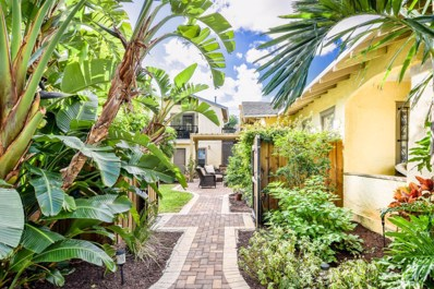 418 31 Street, West Palm Beach, FL 33407 - MLS#: RX-10387450