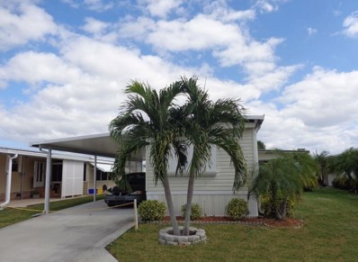 53021 Del Rio Bay, Boynton Beach, FL 33436 - MLS#: RX-10387494
