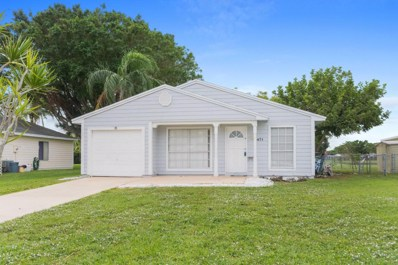 5471 Courtney Circle, Boynton Beach, FL 33472 - MLS#: RX-10387599