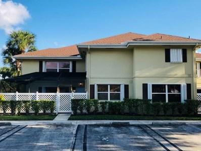 16 Amherst Court UNIT A, Royal Palm Beach, FL 33411 - MLS#: RX-10387623