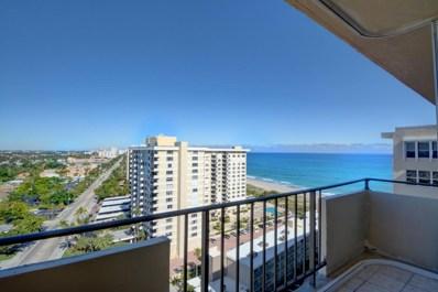 2000 S Ocean Boulevard UNIT 16-M, Lauderdale By The Sea, FL 33062 - #: RX-10387655