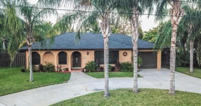 3211 Melaleuca Road, West Palm Beach, FL 33406 - MLS#: RX-10387665
