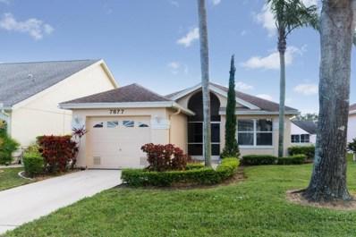 7877 Mansfield Hollow Road, Delray Beach, FL 33446 - MLS#: RX-10387694