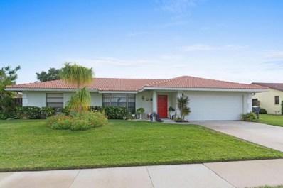 11646 Anhinga Drive, Wellington, FL 33414 - MLS#: RX-10388098