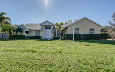 1105 Driftwood Lane, Fort Pierce, FL 34982 - MLS#: RX-10388107