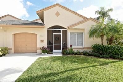 9817 Boca Gardens Circle N UNIT D, Boca Raton, FL 33496 - MLS#: RX-10388283