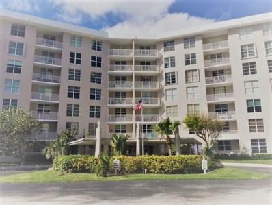2851 S Ocean Boulevard UNIT 5-U, Boca Raton, FL 33432 - MLS#: RX-10388308