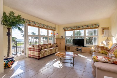 405 N Ocean Boulevard UNIT 202, Pompano Beach, FL 33062 - MLS#: RX-10388332