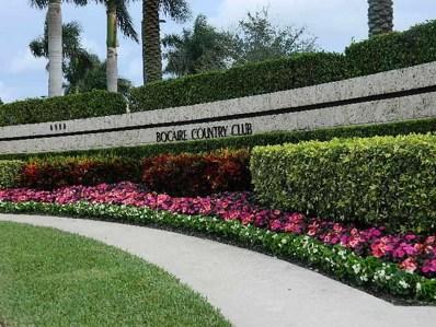 4896 Bocaire Boulevard, Boca Raton, FL 33487 - MLS#: RX-10388362