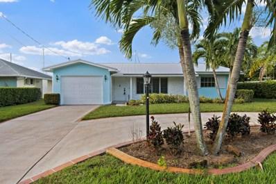 1669 SW Dyer Point Road, Palm City, FL 34990 - MLS#: RX-10388414