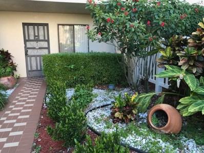 14426 Amberly Lane UNIT #105, Delray Beach, FL 33446 - MLS#: RX-10388493