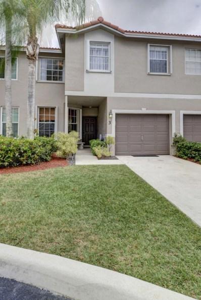 20931 Via Jasmine UNIT 3, Boca Raton, FL 33428 - MLS#: RX-10388529