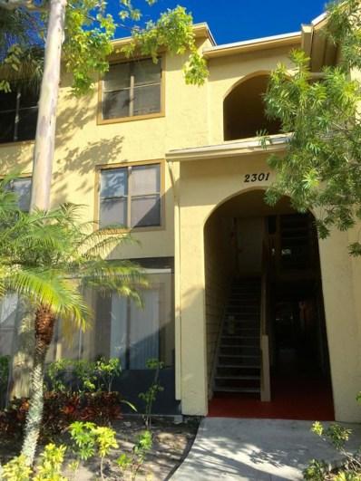 2301 N Congress Avenue UNIT 16, Boynton Beach, FL 33426 - MLS#: RX-10388579