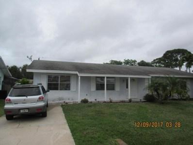 1741 SE Jackson Street, Stuart, FL 34997 - MLS#: RX-10388607