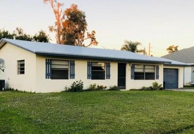 1347 SE Petunia Avenue, Port Saint Lucie, FL 34952 - MLS#: RX-10388665