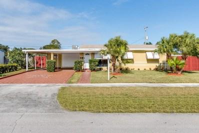 336 Winged Foot Road, Lake Worth, FL 33461 - MLS#: RX-10388747