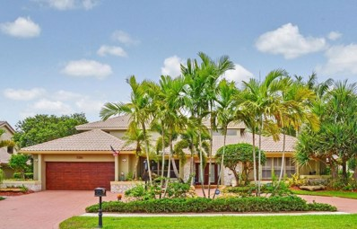 7204 Mandarin Drive, Boca Raton, FL 33433 - MLS#: RX-10388784