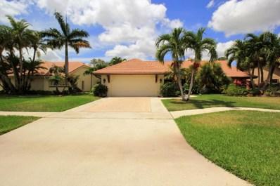 10926 Boca Woods Lane, Boca Raton, FL 33428 - MLS#: RX-10388812
