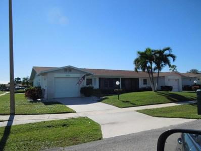 13063 Via Vesta, Delray Beach, FL 33484 - MLS#: RX-10388893