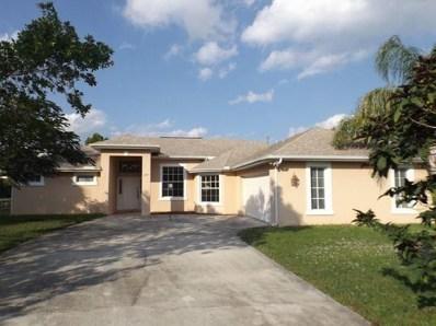 2497 SE Dogwood Avenue, Port Saint Lucie, FL 34952 - MLS#: RX-10388941