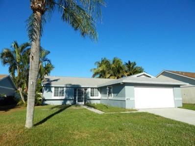 4859 Classic Lane, West Palm Beach, FL 33417 - MLS#: RX-10388985