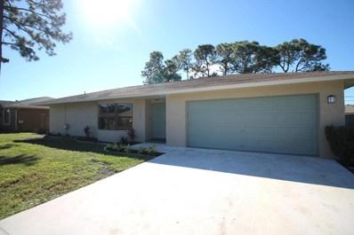 1168 SE Clifton Lane, Port Saint Lucie, FL 34983 - MLS#: RX-10389103