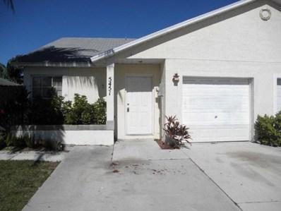 5451 Pinnacle Lane, West Palm Beach, FL 33415 - MLS#: RX-10389176