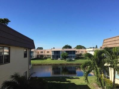 271 Saxony UNIT F, Delray Beach, FL 33446 - MLS#: RX-10389223
