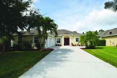472 NW Sunflower Place, Jensen Beach, FL 34957 - MLS#: RX-10389253