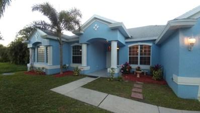 728 SW Avens Street, Port Saint Lucie, FL 34983 - MLS#: RX-10389264