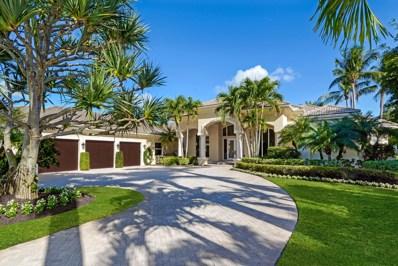 3460 Ambassador Drive, Wellington, FL 33414 - MLS#: RX-10389329