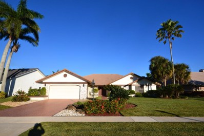 21824 Old Bridge Trail, Boca Raton, FL 33428 - MLS#: RX-10389382