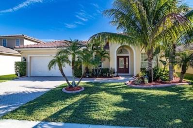 1300 Stonehaven Estates Drive, West Palm Beach, FL 33411 - MLS#: RX-10389436