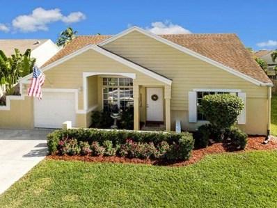 8322 Dynasty Drive, Boca Raton, FL 33433 - MLS#: RX-10389507