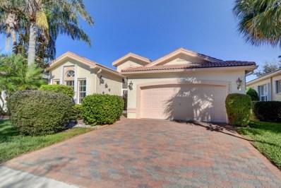 7301 Kahana Drive, Boynton Beach, FL 33437 - MLS#: RX-10389526