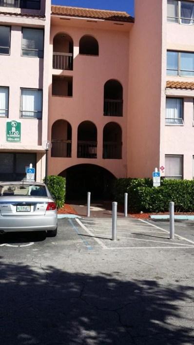 1720 N Congress Avenue UNIT 308, West Palm Beach, FL 33401 - MLS#: RX-10389598