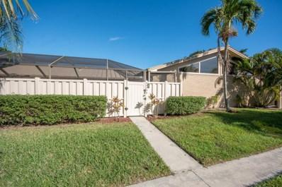 5665 Golden Eagle Circle UNIT 5665, Palm Beach Gardens, FL 33418 - MLS#: RX-10389662