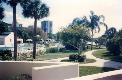 1140 Marine Way W UNIT F1r, North Palm Beach, FL 33408 - MLS#: RX-10389735