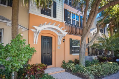 376 W Mallory Circle, Delray Beach, FL 33483 - MLS#: RX-10389767
