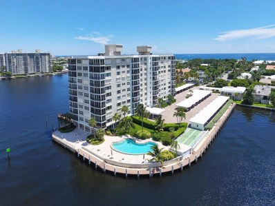 400 Seasage Drive UNIT 604, Delray Beach, FL 33483 - MLS#: RX-10389772