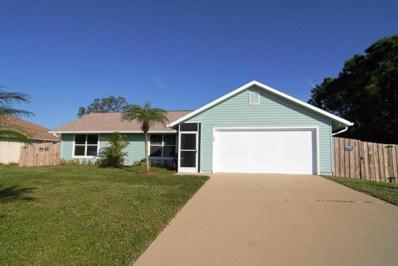 109 SW Twig Avenue, Port Saint Lucie, FL 34983 - MLS#: RX-10389842